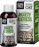 Product review for Tomlyn Natural Pet Pharmaceuticals Anxiety & Stress Homeopathic Cat Supplement, 4-oz bottle