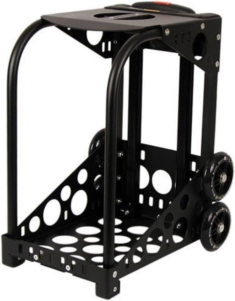 Black Non Flashing Wheels Sport Frame Zuca Bag Patchwork