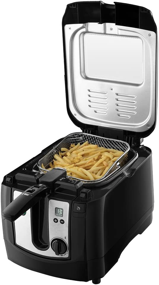 russell hobbs deep fat fryer review: want perfectly cooked chips?