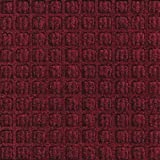 Waterhog Classic Entrance Mats - Red Black 4' x 10'