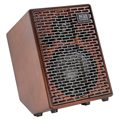 Rivera Acoustic Amps - Acus Sound Engineering 03000897 OneforStrings 8 Acoustic Guitar Amplifier - Simon