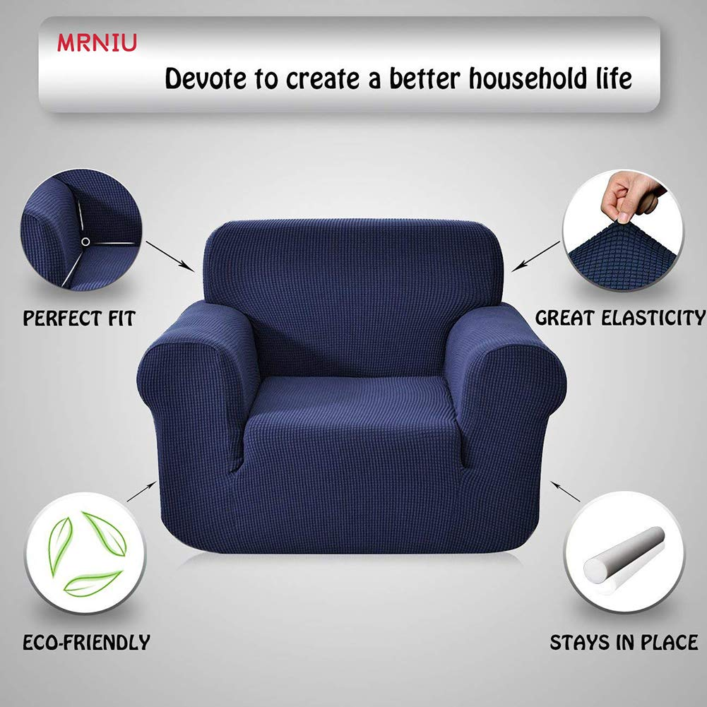 Brilliant Mrniu Soft Cover Couch Slipcover Furniture Protector Form Fit Stretch Stylish Furniture Cover Protector Machine Washable Slip Cover Throw For Pets Pdpeps Interior Chair Design Pdpepsorg