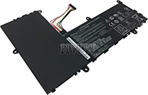 New 7.6V 38Wh C21N1414 Battery Compatible with Asus EeeBook X205T X205TA Series