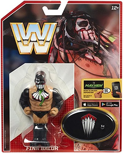 WWE Finn Balor Retro App Action Figure by WWE