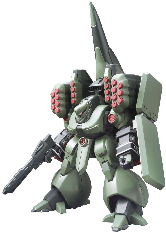 Bandai Hobby #180 1//144 HGUC Zusa Action Figure