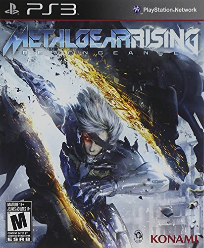 Metal Gear Rising: Revengeance (Ps3 Metal)