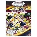 Namaste Foods Gluten Free Pizza Crust Mix, 16 oz (Pack of 6)