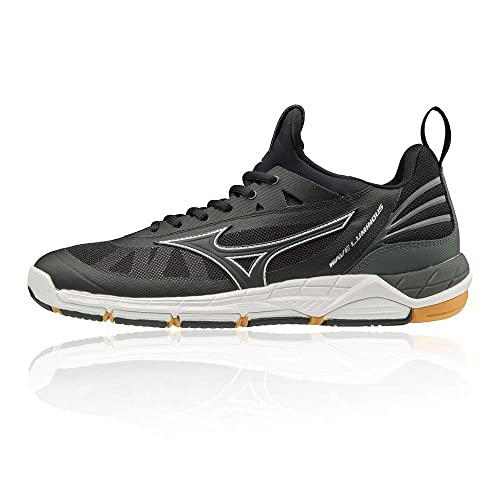ed8add1d7a6 Mizuno Wave Luminous Indoor Court Shoes - SS19: Amazon.co.uk: Shoes ...