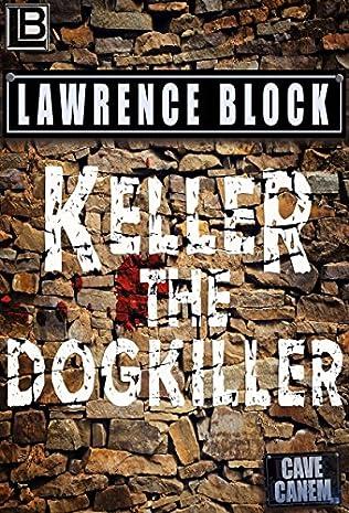 book cover of Keller the Dogkiller
