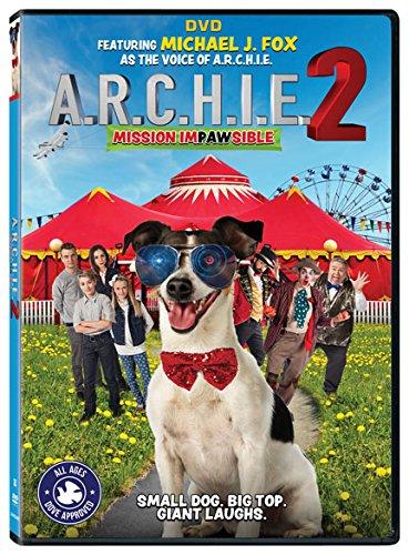 Book Cover: A.R.C.H.I.E. 2
