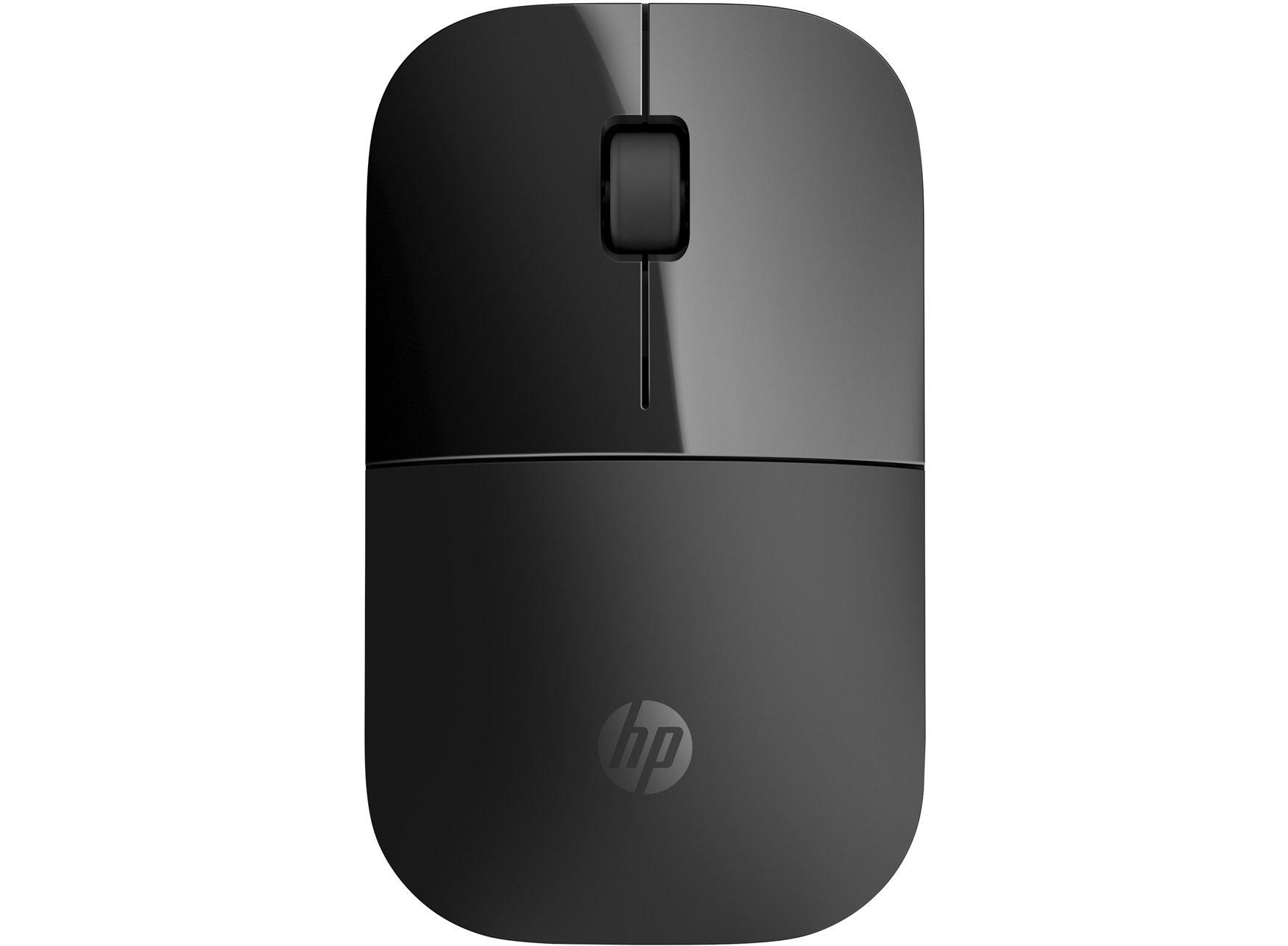 HP Wireless Mouse Z3700, Black (V0L79AA#ABL) by HP