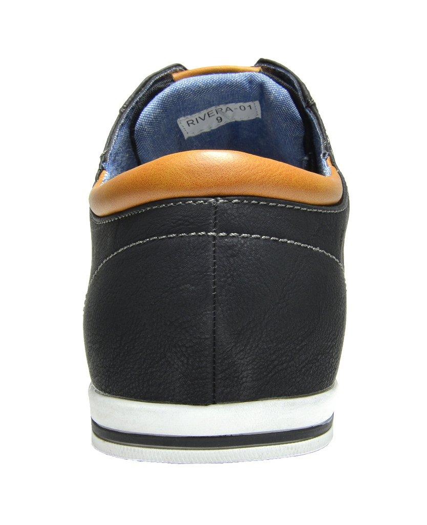 Bruno Marc Men/'s RIVERA-01 Black Oxfords Shoes Sneakers 11 M US