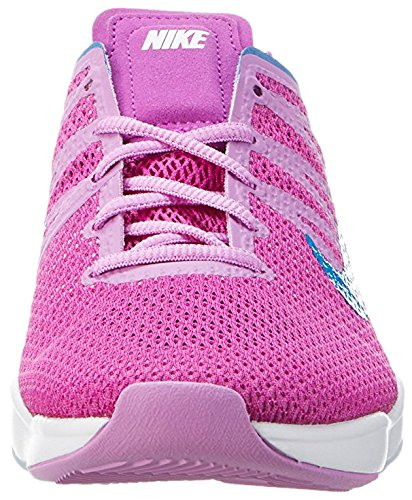 Bl Glw 2 Azul Hypr fchs Zoom Air Pht Wmns white Sneaker Blu Fit Donna Nike Vlt q6gRwnx