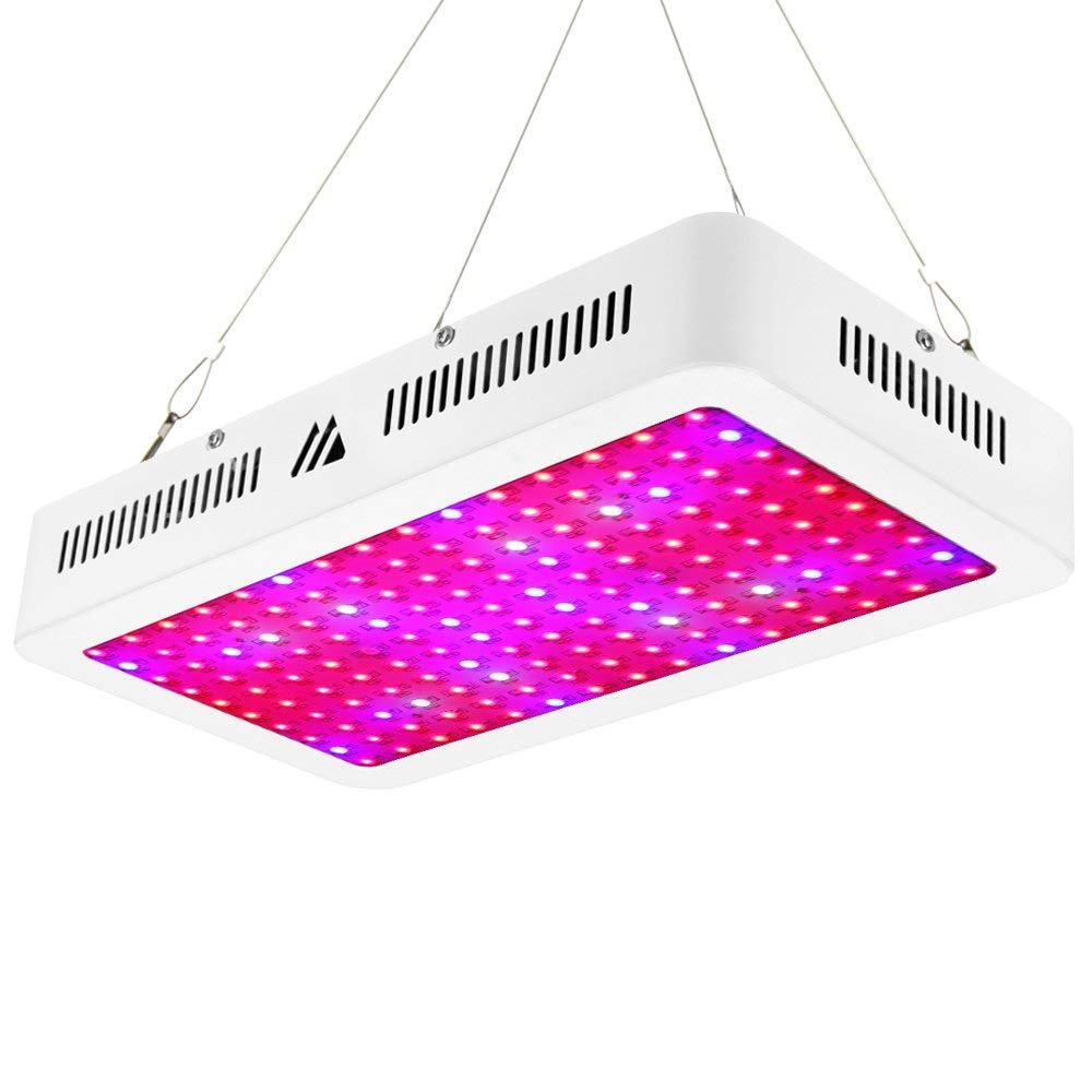 Top 15 Best LED Grow Lights Reviews in 2019 (Growing Marijuana & Weed) 13