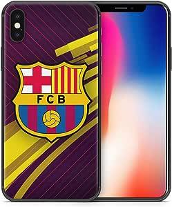 استيكر ايفون اكس اس ماكس - فريق - شعار برشلونة - نادي برشلونة