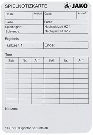 Jako Player Ladino of Refills Set 2163