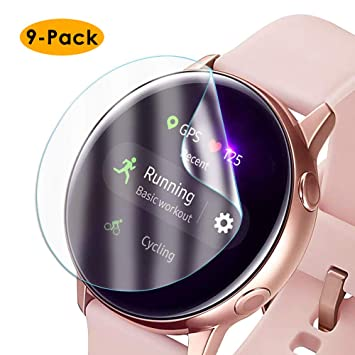 KIMILAR Compatible con Samsung Galaxy Watch Active Protector ...