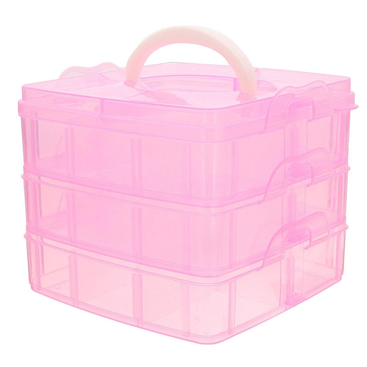 FidgetFidget Storage Box Pink