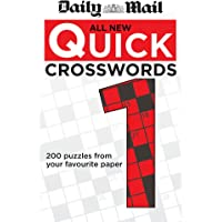 Daily Mail: All New Quick Crosswords 1