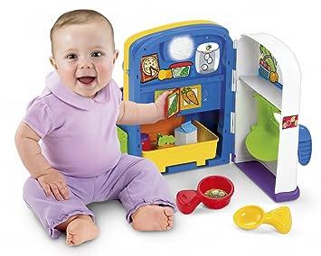 dba3b43dc Fisher-Price - Cocina didáctica divertida [Importado de Alemania] (Mattel):  Amazon.es: Juguetes y juegos