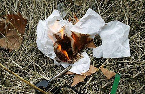 Survival Magnesium Flint Firesteel Fire Steel Starter by efuture