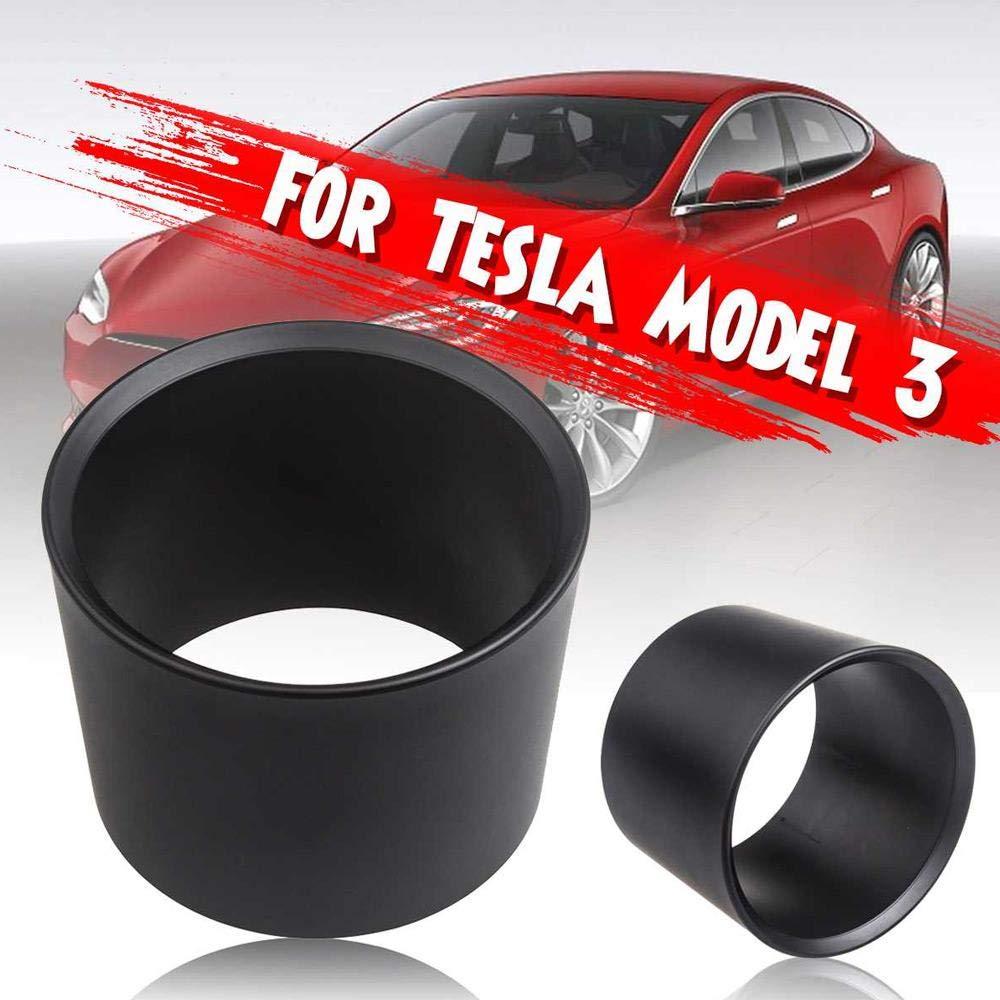 lesgos Cup Holder Insert Expander Adapter Fit Most of Bottles for Tesla Model 3