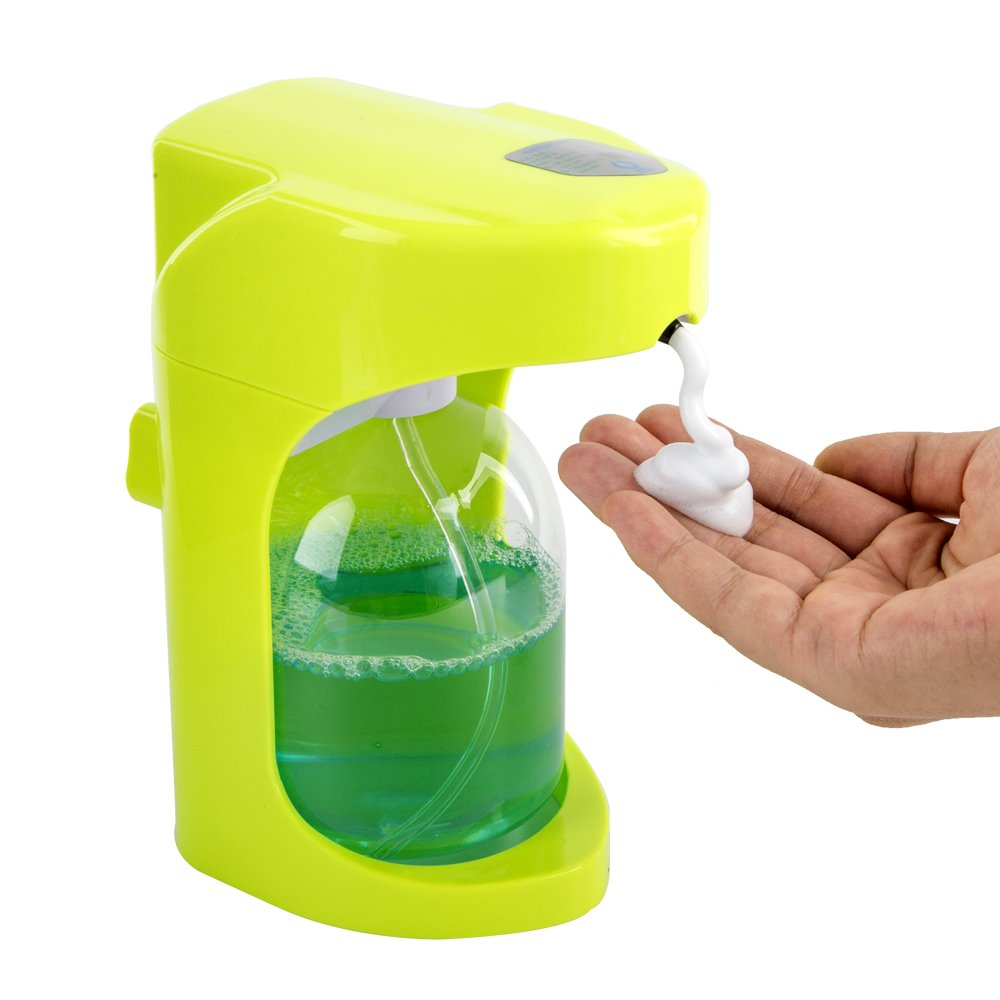 Product Touchless Soap Dispensers ~ Automatic foam soap dispenser sensor pump for