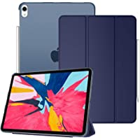 Oaky Slim Light Trifold Stand Smart Cover for iPad Pro 11 inch (Blue)