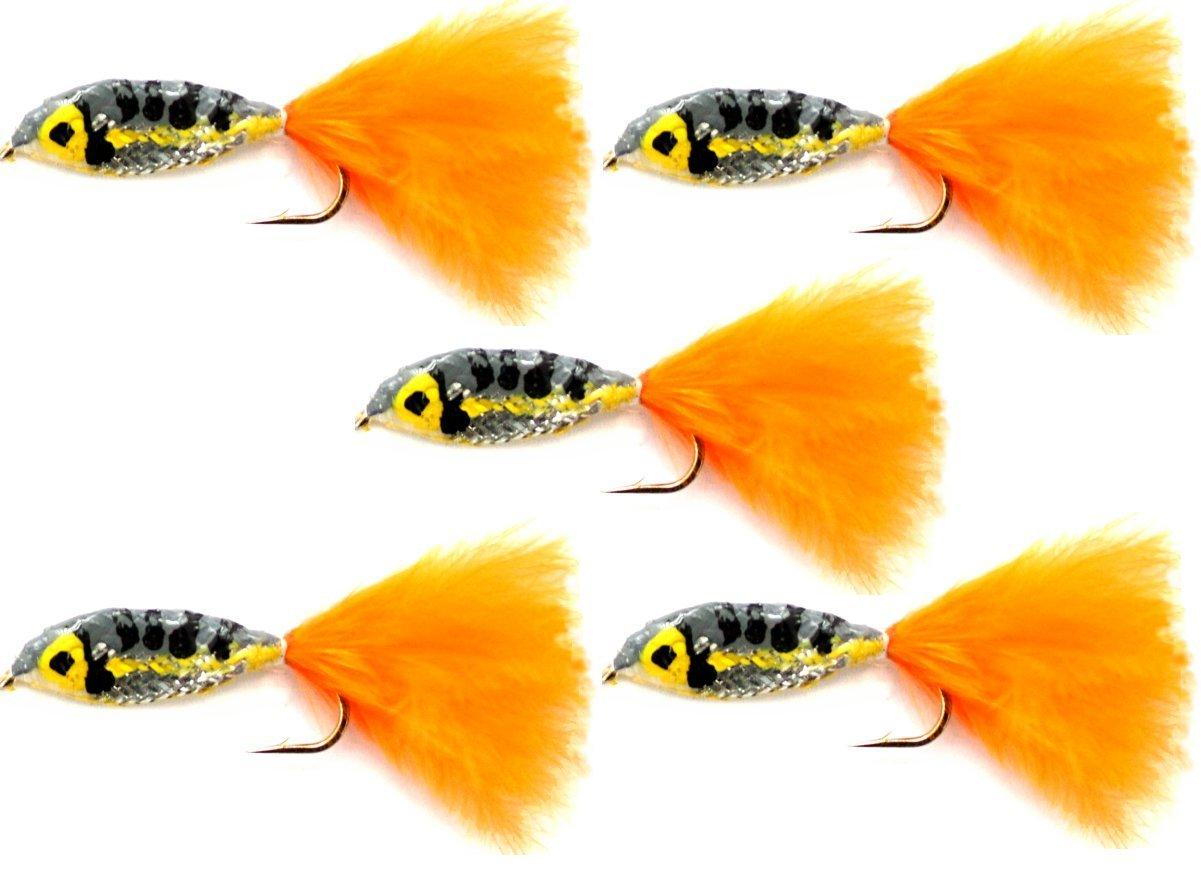 Set 90 x 15 flies Hook size 12 15 Epoxy buzzer trout fishing flies lures Random selection of colours