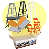 Amazon Com Batman Kids Folding Camp Chair Toys Amp Games