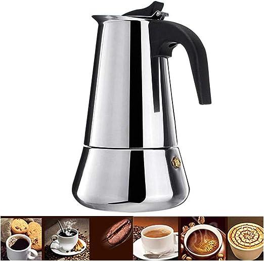Cafetera italiana Top Moka Expresso Percolator 100/200/450 Ml ...
