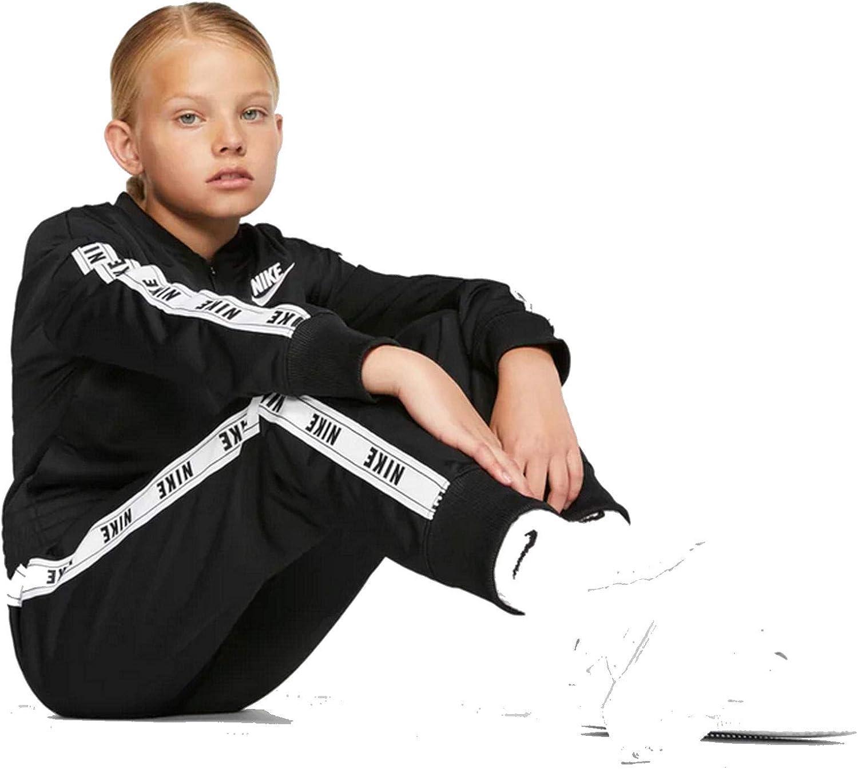 Nike Sportswear Tracksuit G Chándal, Niñas: Amazon.es: Ropa y ...
