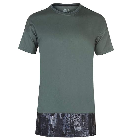 Reebok Hombre EE Trend Camiseta Top: Amazon.es: Ropa y accesorios