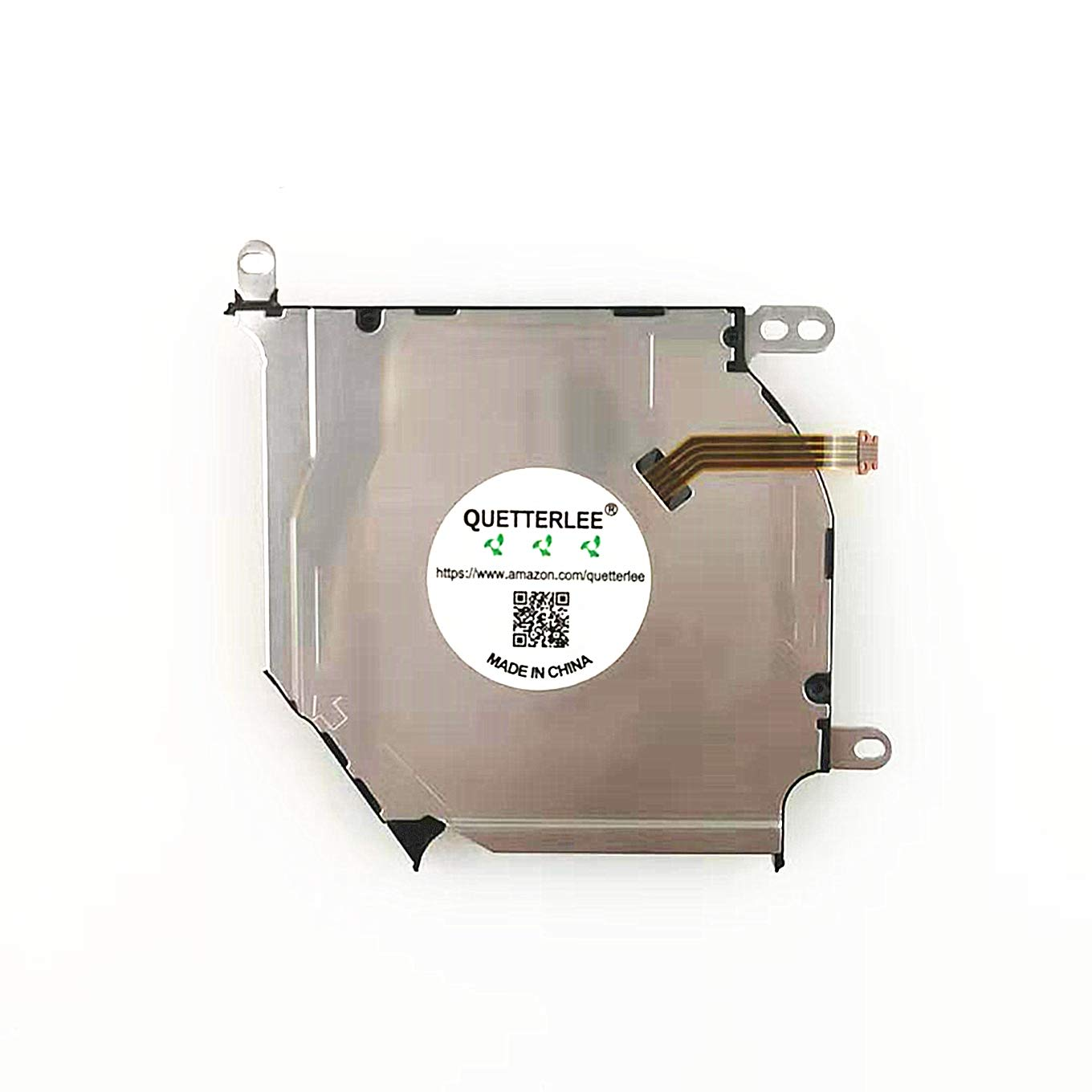 QUETTERLEE Replacement New CPU Cooling Surface Pro 4 Fan for Microsoft Surface Pro 4 Model 1724 Series CC131K06 DC5V 0.36A Fan