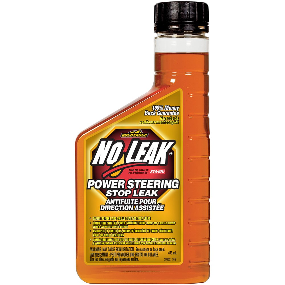 NO LEAK 20302 Power Steering Treatment, 473 ml