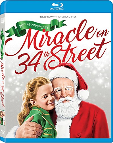 Miracle On 34th St (bw) [Blu-ray]