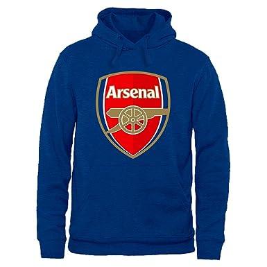 3bc408508 Welcome to DIY patterns Arsenal FC Logo Sweatshirt Men Stylish Fashion Fit  Custom Apparel X-Large Blue: Amazon.co.uk: Clothing