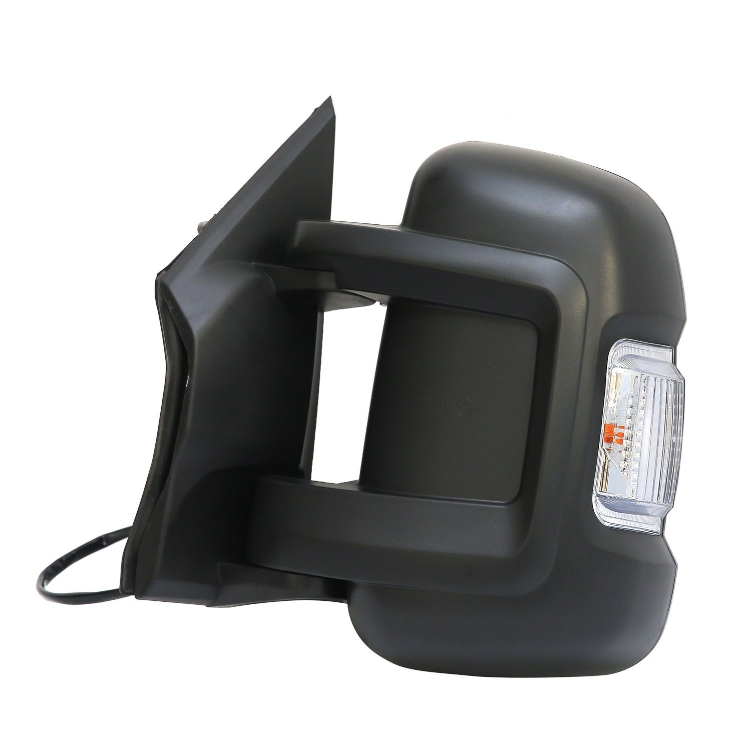 2500 Work Van New Six 3500 Brand New Driver Left SIde Replacement Side Mirror Upper Glasses With Heated fit Ram Promaster 1500