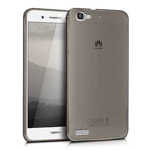 78 opinioni per kwmobile Cover per Huawei GR3 / P8 Lite SMART- Custodia in silicone TPU- Back