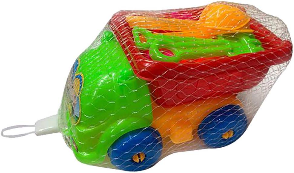 4 StüCk Kunststoff Sand Schaufel Strand Sand Schaufel Bunte Spielzeug Schau Q7W7