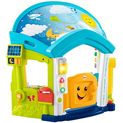 Fisher-Price Laugh & Learn Smart Learning Home: Toys & Games [5Bkhe0505454]
