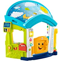 Fisher-Price FJP89 Laugh & Learn Smart Learning Home Playhouse
