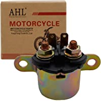 AHL- Motocicleta Solenoide Relé De Arranque para CAN-AM