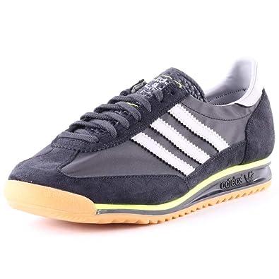 a7fbbe2b630e adidas Men s Trainers Black Multicolour Size  7.5 UK  Amazon.co.uk ...