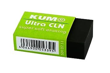 Kum  synthétique gomme ultra cln sb pièce petit noir