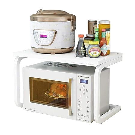 LINPINGWBLJ Estantes de Cocina Soporte para Horno de microondas ...