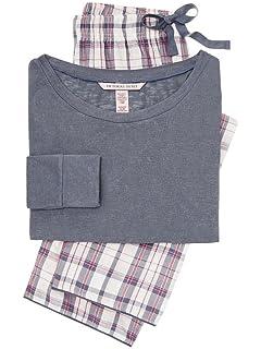 Victoria s Secret The Lightweight PJ Cotton Mayfair Pajama Set at ... da5068449