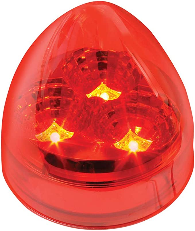 GG Grand General 78070 Amber Light Die Cast Spyder Am//Am with Clear Rim and Visor