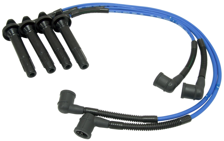 NGK (55004) FX101 Spark Plug Wire Set