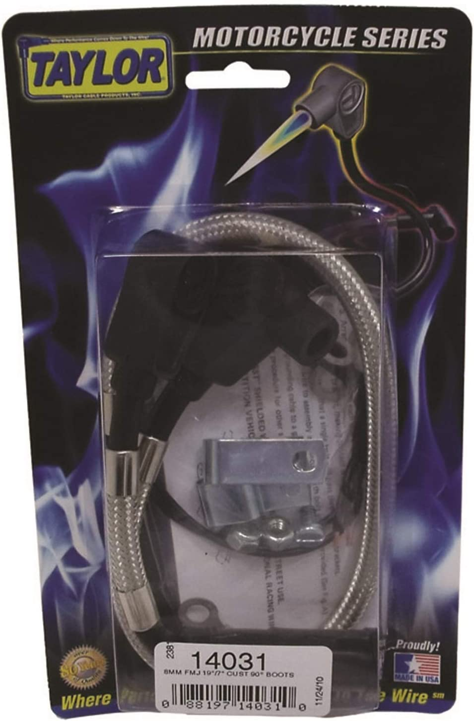 Taylor Cable 14031 Plug Wire Set 1 Pack